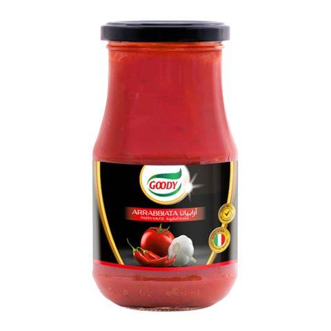 Buy Goody Pasta Sauce Arrabiata 420 G Online Shop Food Cupboard On Carrefour Saudi Arabia