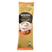Nescafe Gold Cappuccino Unsweetened Coffee 14.2g
