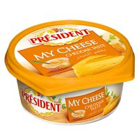 President My Cheese Cream Cheddar Taste 125g