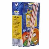 Lacnor Essentials Junior Mango Mix 125mlx8