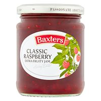 Baxters Classic Raspberry Jam 295g