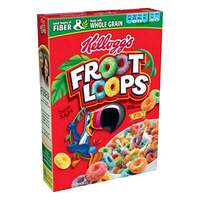 Kellogg's Froot Loops Cereal 350g