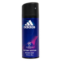 Adidas Uefa Victory Deo 150ml Twin Pack