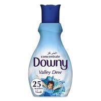 Downy Concentrate Fabric Softener Valley Dew 1L 25 Loads