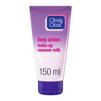 Clean & clear makeup remover milk 150 ml