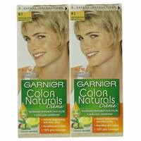 Garnier Color Naturals Creme 9.1 Pack of 2