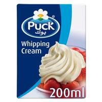 Puck Whipping Cream 200ml