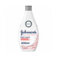 Johnson's Shower Gel Antibacterial Almond Blossom 400ML -20% Off