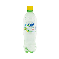 H2oh Sparkling Water Lemon And Lime Plastic Bottle 330ML
