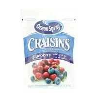 Ocean Spray Craisins Dried Cranberries and Blueberry 150g