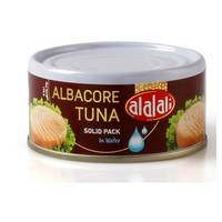 Al Alali Albacore Tuna Solid Pack in Water 170g