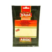 Abido Garlic Grinded 50GR