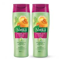 Vatika shampoo repair & restore 2 x 400 ml