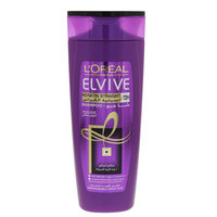 L'oreal elvive keratin straight shampoo for unmanageable & frizzy hair 700 ml