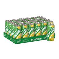 Sprite soft drink 330 ml x 24 pieces