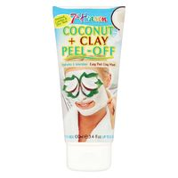Montagne Jeunesse 7th Heaven Coconut And Clay Peel Off Face Mask 100ml