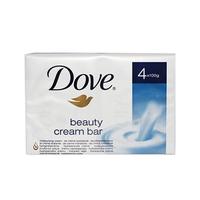 Dove Soap Beauty Cream Quadro Blanco 400GR X4