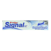 Signal Toothpaste Center Fresh Blue 120ml