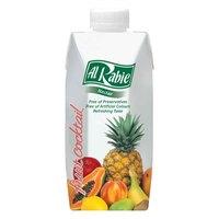 Al Rabie Fruit Cocktail Juice 200mlx9