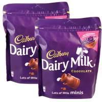 Cadbury Dairy Milk Chocolate 192g x Pack of 2
