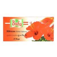Safa Hibiscus Counts 25 Tea Bags