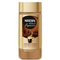 Nescafe Gold Espresso Soluble Coffee 100g