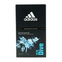 Adidas Ice Dive Eau De Toilette 50ml