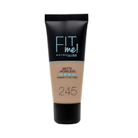 Maybelline New York Fit Me Foundation Classic Beige No 245