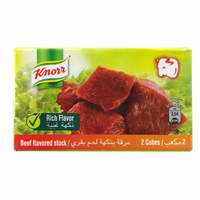 Knorr Beef Flavored Stock 18gx24