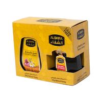 Al Shifa Honey Natural 500GR + 125GR Free