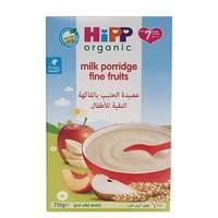 Hipp Organic Milk Porridge Fine Fruits 160g