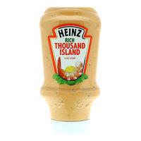 Heinz Rich Thousand Island Dressing 400ml