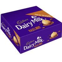 Cadbury Hazelnut Dairy Milk 37g x Pack of 12
