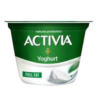 Activia Yoghurt Full Fat 150g