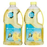 Carrefour Canola Oil 1.8L (2 Pieces)