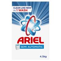 Ariel Laundry Detergent Popwder Original Scent 4.5kg