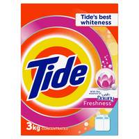 Tide Laundry Powder Detergent with Essence of Downy 3kg