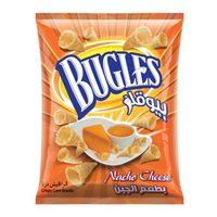 Bugles Corn Snack Nacho Cheese 125 g