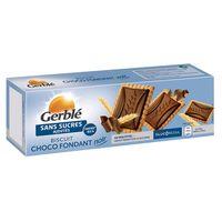 Gerble Dark Chocolate Biscuit 126g