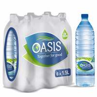 Oasis Drinking Water 1.5lX6