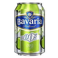 Bavaria Malt Apple Non Alcoholic Beer 330ml