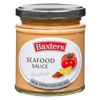 Baxters Seafood Sauce 170g x Pack Of 6