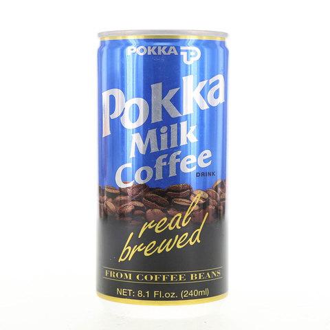Pokka Milk Coffee Drink 240ml