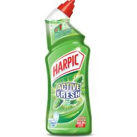Harpic Toilet Cleaner Liquid Active Fresh Pine 500ml