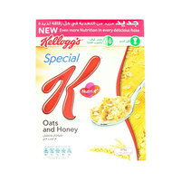 Kellogg's Special K Oats and Honey Cereals 375g