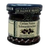 St. Dalfour Black Cherry Jam 28g