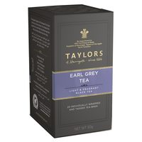 Taylors Earl Grey Tea 20 Tea Bags