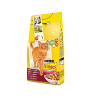 Purina Friskies Meat Adult For Cats 1.7KG