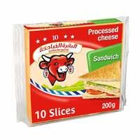 La Vache qui rit Sandwich Cheese Slices 10 Slices 200g