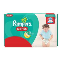 Pampers pants diapers size 6 extra extra large jumbo pack 44 diapers